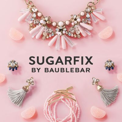 SUGARFIX by Bauble Bar is 20 percent off at Target