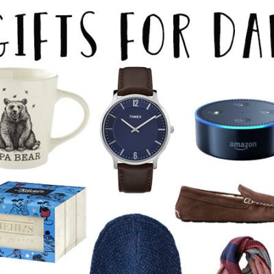 Awesome Holiday Gifts for Dad