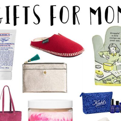 Perfect Holiday Gifts for Mom