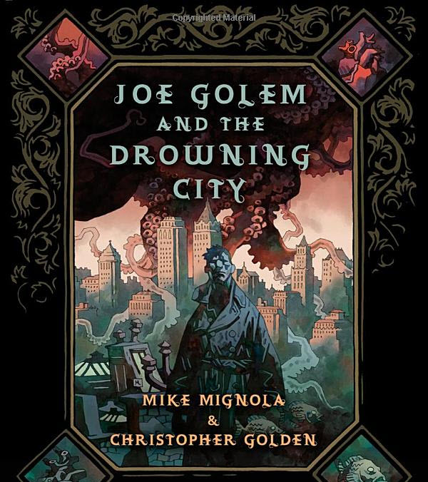 Joe Golem in NYC