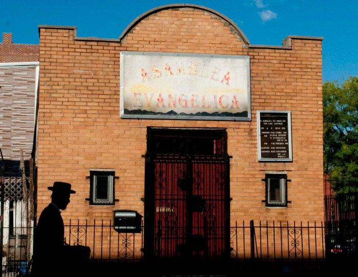 Williamsburg. Photo: Tony Carnes/A Journey through NYC religions