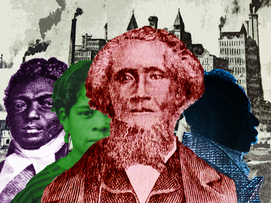 Evangelical abolitionists in Williamsburg & Greenpoint