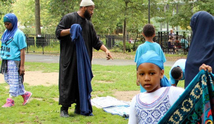 Summer Camp! Photo: Pauline Dolle/A Journey through NYC religions