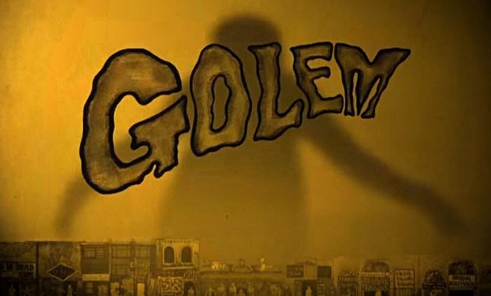 Golem 1927