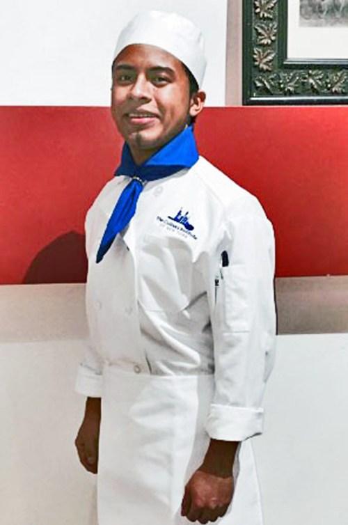 Chef Javi Reyes