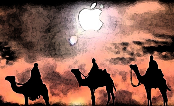 Shoppers, is Apple a Religion?