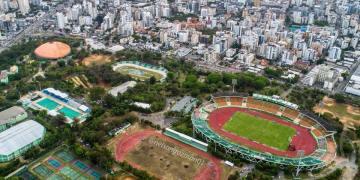 Centro Olímpico Juan Pablo Duarte