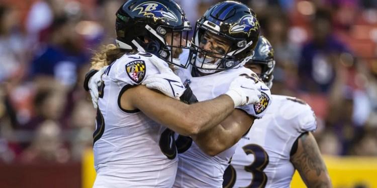 Baltimore Ravens suman 20 victorias en fila en pretemporada / Scott Taetsch/Getty Images