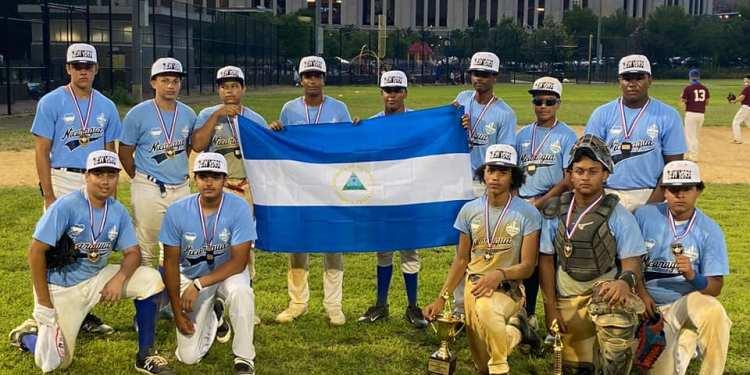 Los nicaraguienses se llevaron los honores en 16U. (Foto / Martín Zapata)