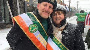 A Saint Patrick's Day First