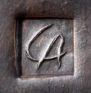 Calnan & Anhoj signature stamp