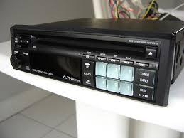 Benz Box - Removable car radio