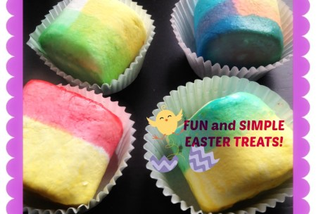 Super Fun and Simple Easter Treats