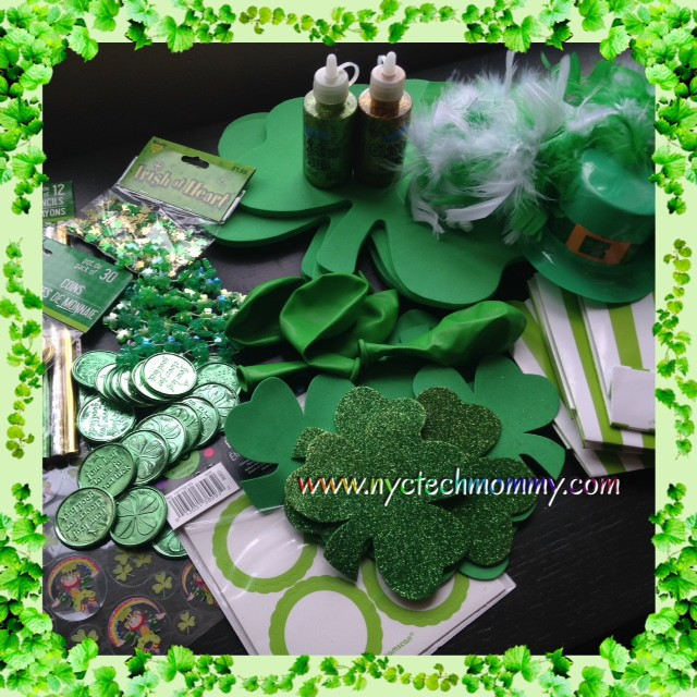 Celebrate St. Patrick's Day with Kids - Start with some St. Patrick's Day Goodies