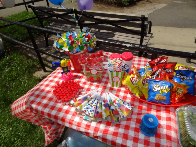A Picnic Birthday Party makes a great summer celebration - Check out my 5 tips for planning the perfect summer birthday party - Click the link http://www.nyctechmommy.com/planning-the-perfect-summer-birthday-party/