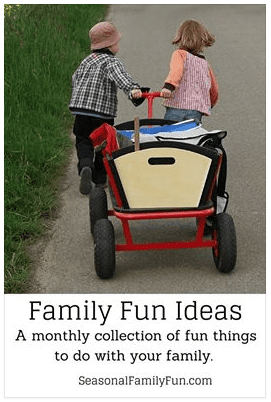 Seasonal Family Fun Feature