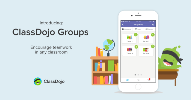 Introducing Class Dojo Groups - Follow the link to my blog to learn more