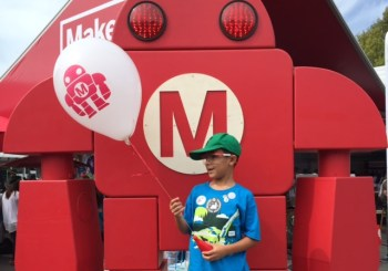 Everyone is a Maker at Maker Faire