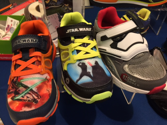 Out of this galaxy NEW Stride Rite footwear hitting shelves just in time for the long-awaited Star Wars movie release - Check it out - click the link! http://wp.me/p5Jjr7-pR