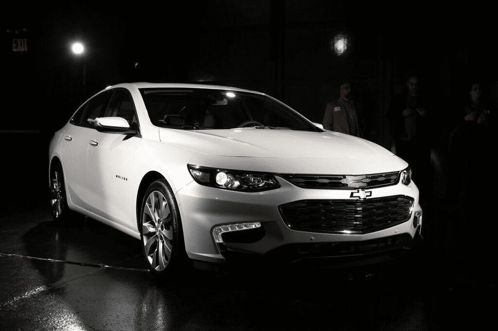 Evening of Innovation with Chevy Malibu - Learn all about the new teen safety features in the 2016 Chevy Malibu