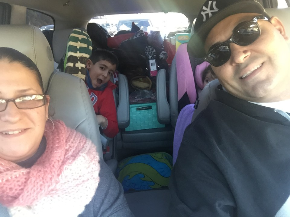 Family Road Trip in the 2016 Buick Enclave - A great crossover SUV for the entire family