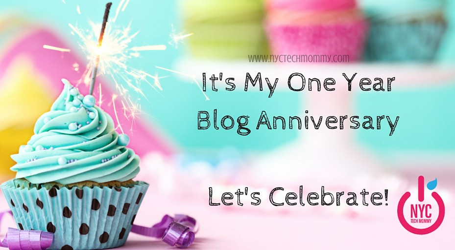 It's my one year blog anniversary! Let's celebrate together. Here are 3 Big Lessons I learned