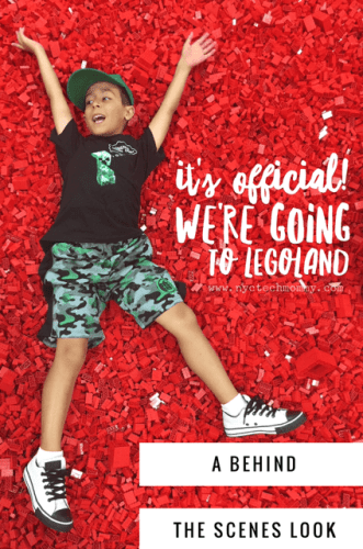 It's Official! We're going to LEGOLAND! Follow along for a behind the scenes look at all the AWESOMENESS happening at LEGOLAND California Resort -- tips, tricks and so much more to make your family's LEGOLAND vacation AWESOME!