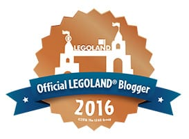 Official LEGOLAND Blogger - Follow along