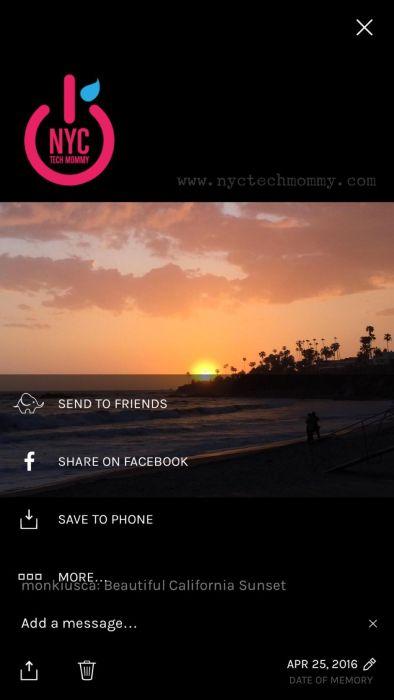Trunq app - share photos privately