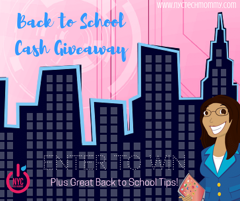 Back to School Cash Giveaway - Enter to Win $100 Paypal or