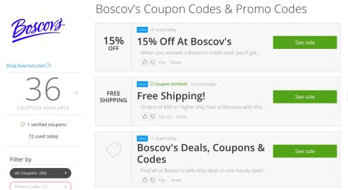 Bascovs Groupon Coupons