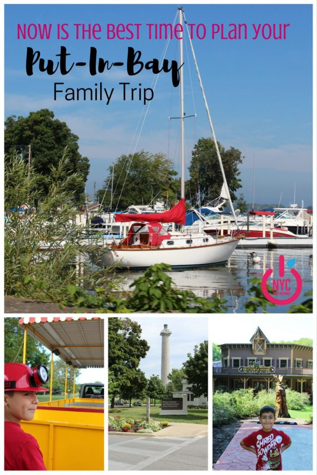The season may be over but with so much to see and do, now is the best time to plan your Put-In-Bay family trip. See all the family fun that awaits you!