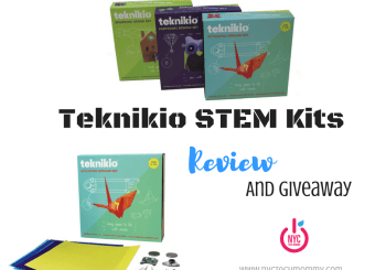 Teknikio creates gender-neutral engineering toolkits that are packed with fun to empower makers of any age to build their own toys and gadgets - Learn more here!