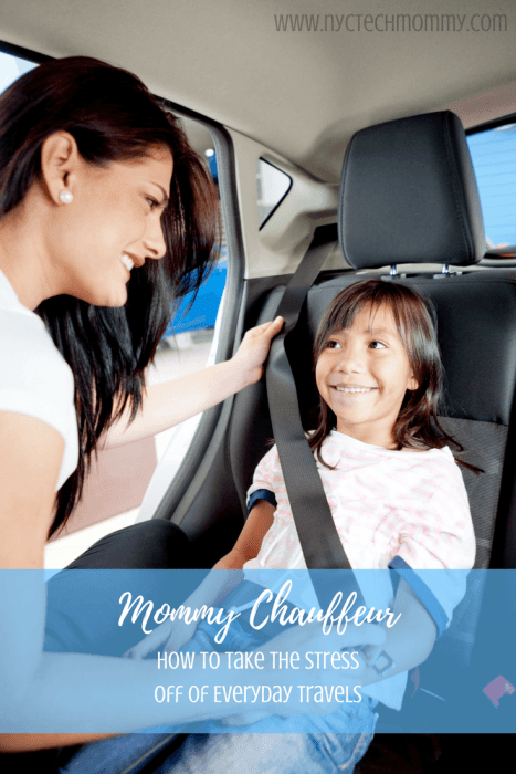 Driving the kids around? Here are some simple suggestions to make your short trips a little easier and take the stress off of everyday travels with kids.