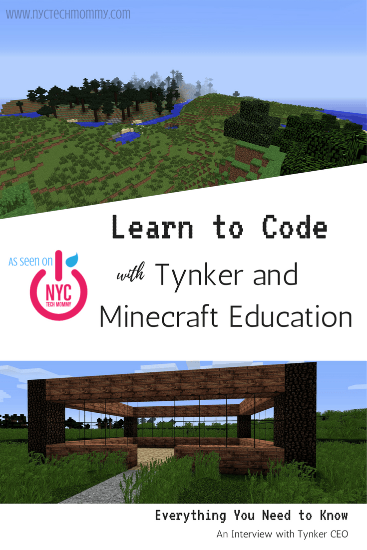 Tynker announces Code Builder for Minecraft: Education Edition. Learn to code with Tynker and Minecraft in this interview with Tynker CEO and find out everything you need to know!