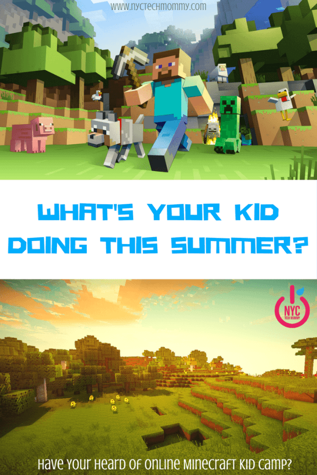 What's your kid up to this summer? Have you hear of Connected Camps -- Online Minecraft Summer Camps your kids will love! Here's everything you need to know