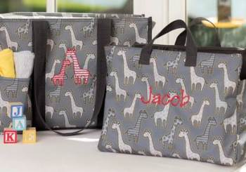 Get Ready for Baby with Thirty-One Baby Bags + GIVEAWAY
