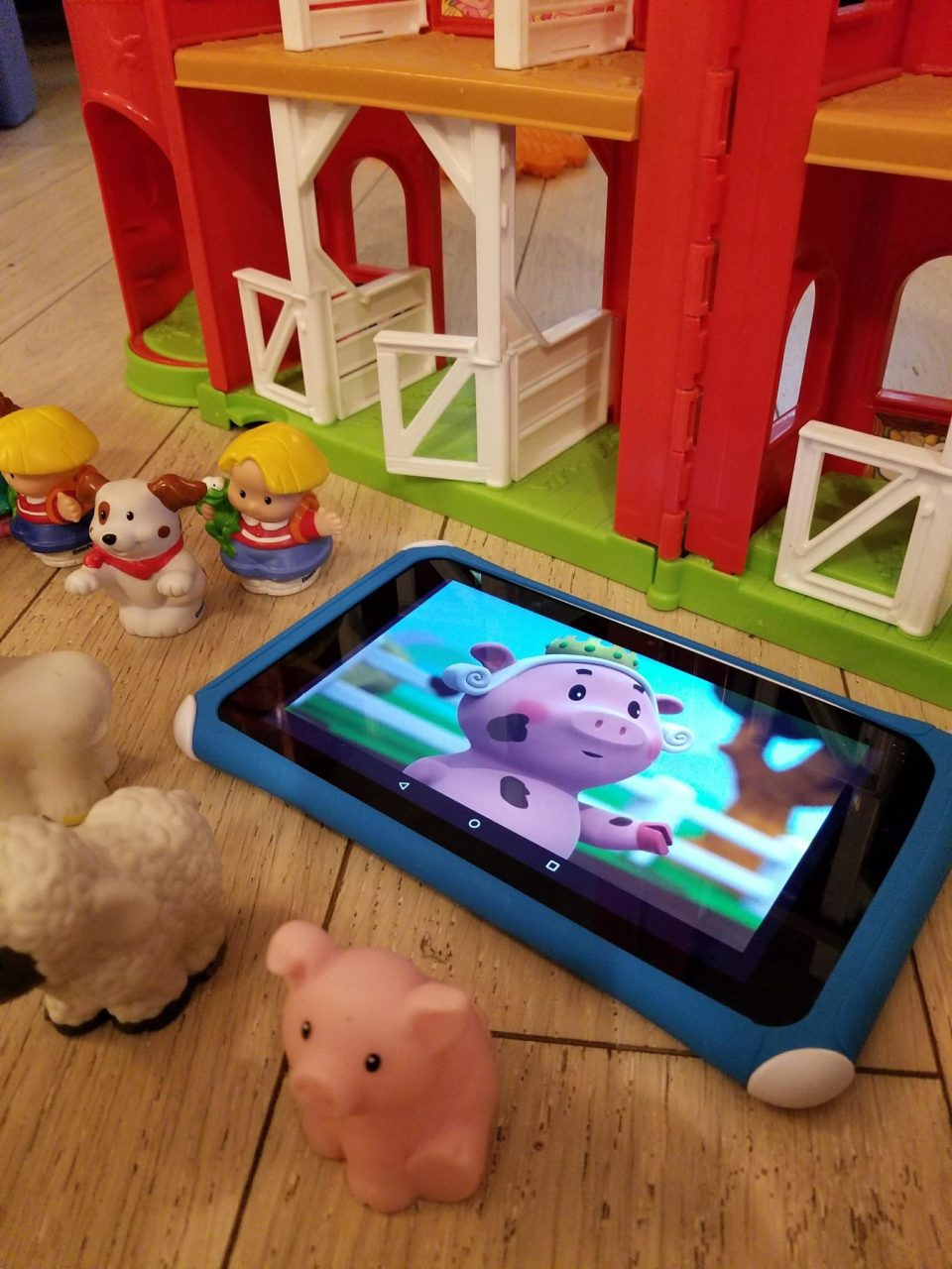 Fisher Price Tablet by nabi