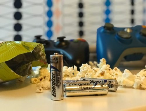Energizer & Family Gaming Night