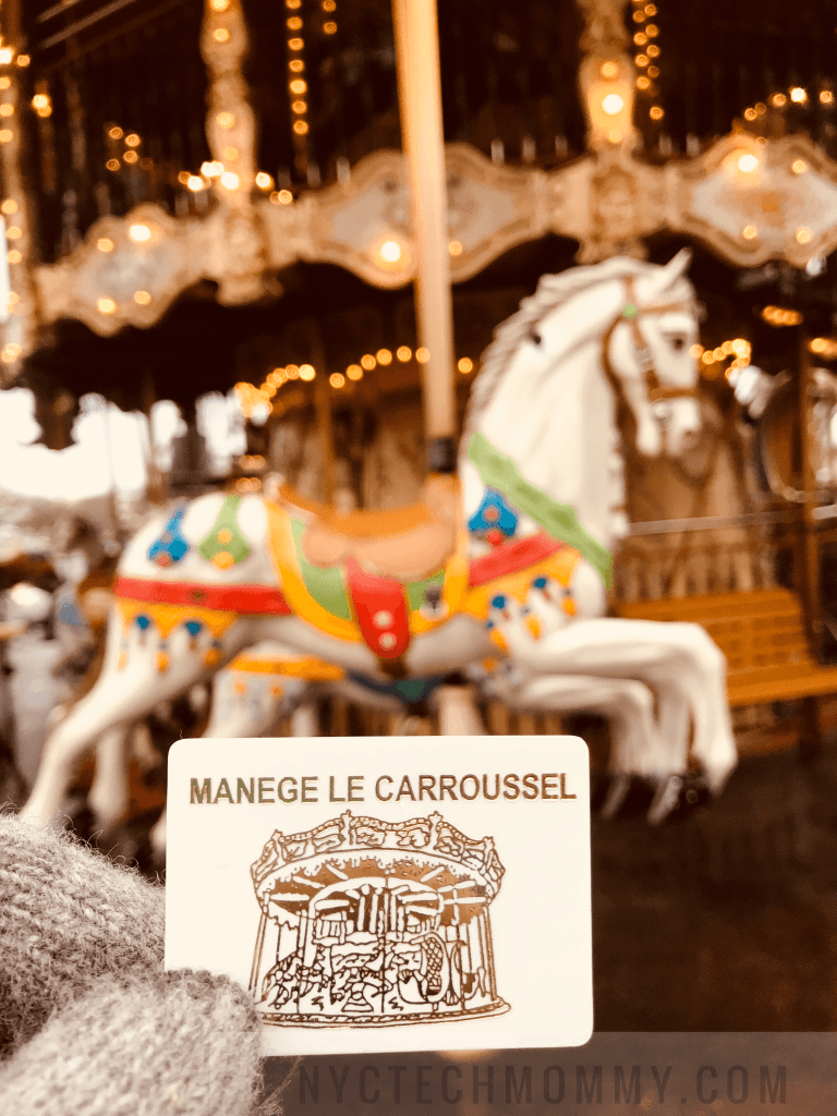 Riding the Carousels of Paris