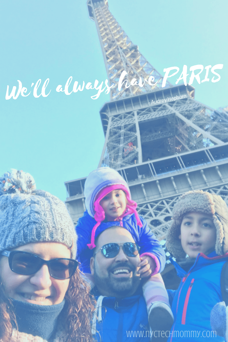 Paris with kids may seem overwhelming but is really doesn't have to be. Here are all the deets you need to go before you go!