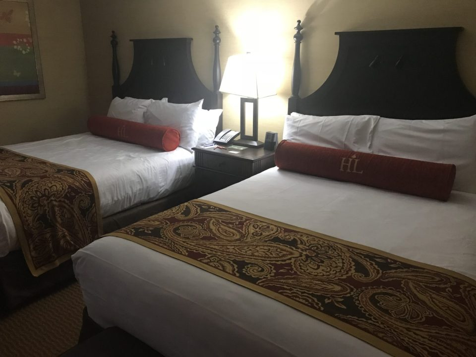 Hershey Lodge accommodations
