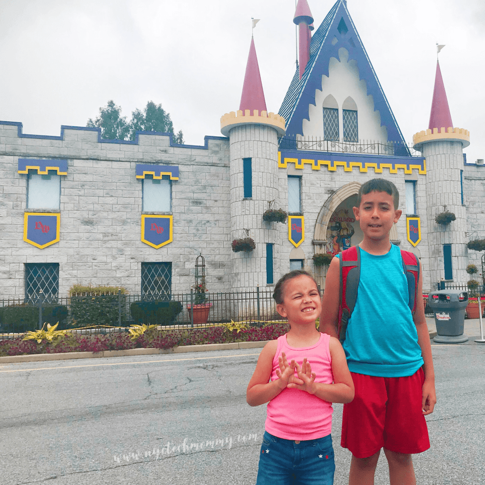 Family Fun at Dutch Wonderland