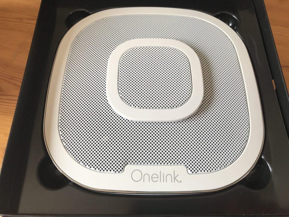 Onelink Safe and Sound SMART smoke detector