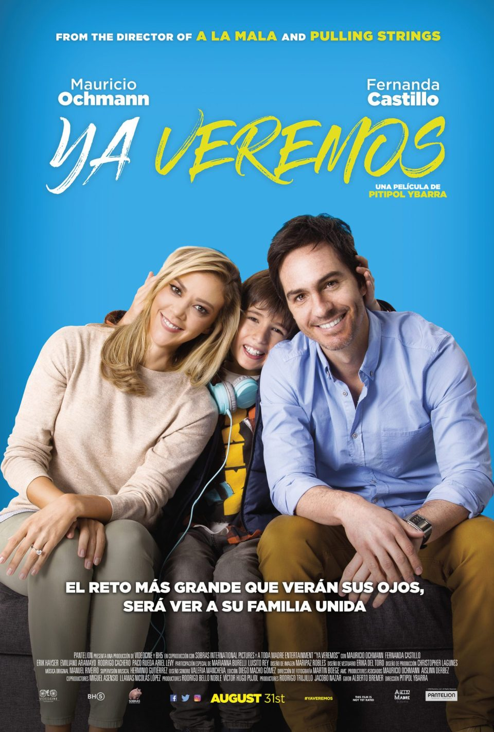 Ya Veremaos - Pre-Screening Tickets