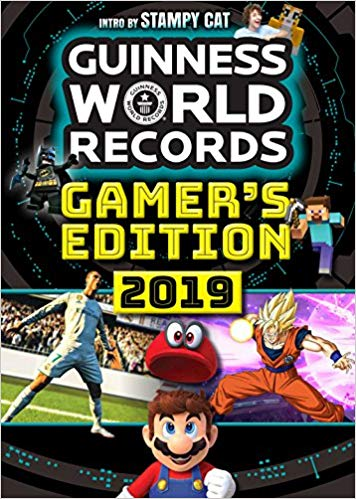 Guiness World Records - Gamer's Edition 2019