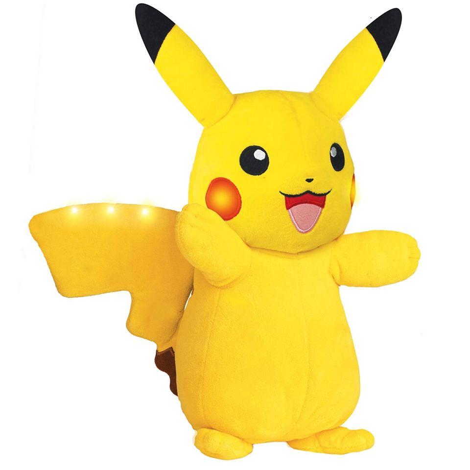 Power Action Pikachu
