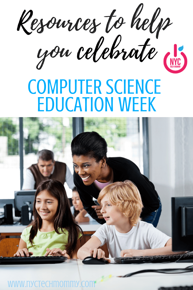 FREE resources to celebrate Computer Science Education Week and get you started with coding. #CodingForKids #CSforAll #CSEdWeek #HourOfCode