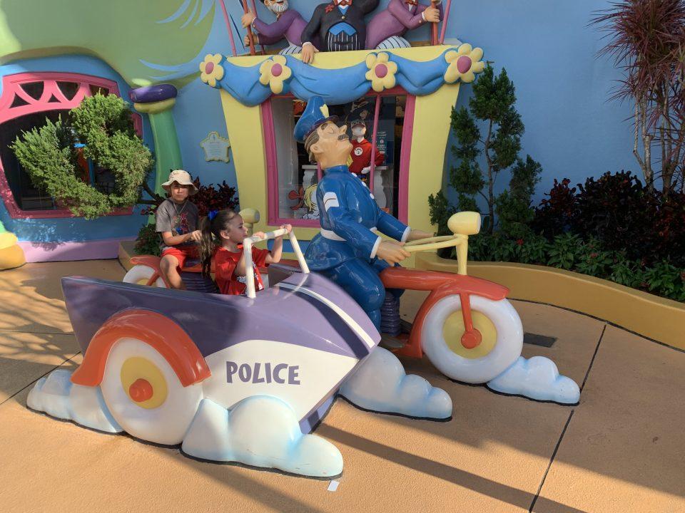 Bring your imagination - Seuss Landing