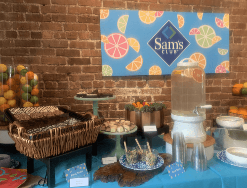 Slice of Summer - no one does summer like Sam's Club #summerentertaining